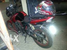 Tvs apache 2014 perfect condition