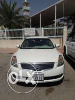 nissan altima 2009 2.5s pearl white for sale