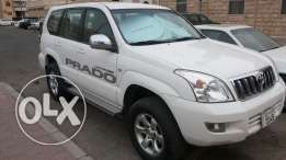 For Sale Toyota Prado 2008 GX White