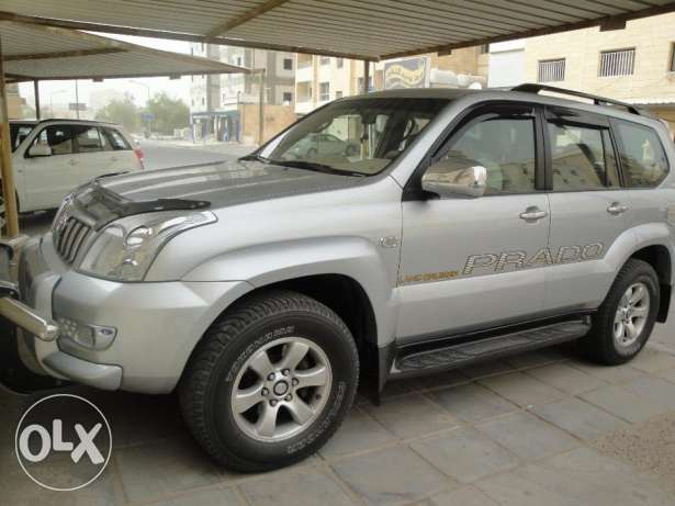 Toyota Prado 2005, VX (6 Cylinders) for Urgent sell
