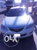 MAZDA 6 2004 Car For Sale Excellent Condition Cover Mileage 112000km