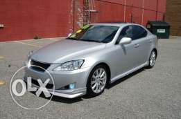 2007 Lexus IS 250 Base For Sale