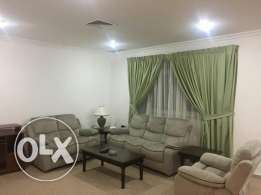 Huge 3 bedroom fully furnished apartment for rent kd 600