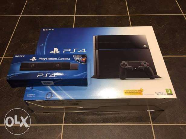 Brand New PS4 consoles 500GB with Existing warranty and guarantee