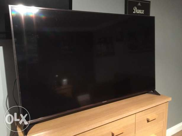 Panasonic 4K flat screen T.V