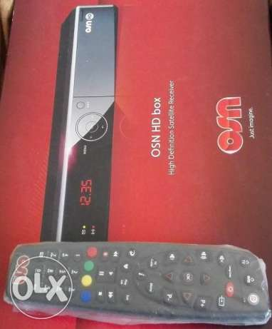 OSN HD box at amazing price!