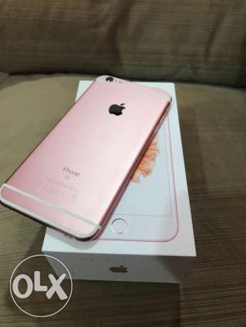 Iphone 6s plus 128 rose