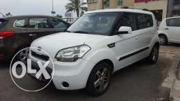 KIA SOUL 2010 in good condition