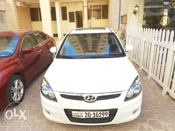 2011 Hyundai i30 full option KD1550