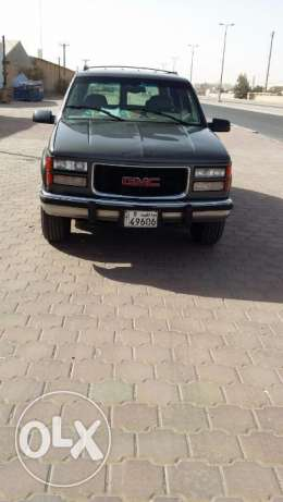 Gmc Yukon 1999 model for sale