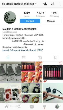 New Makeup Items for sale