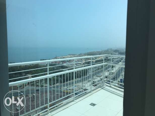 Salmiya seaview 3bedrooms semi furnished all masters