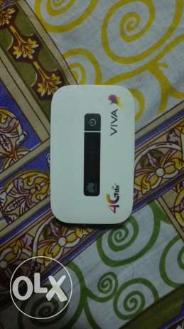 Huawei 4G Wifi Router unloced(any simcard to be use)