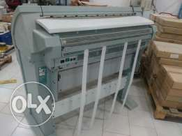 Outocad machine printer Oce 7055