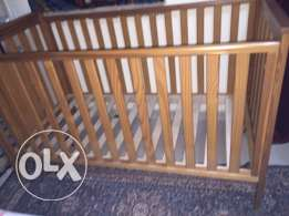 Mothercare wooden kid bed
