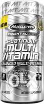MuscleTech Platinum Series Multivitamins