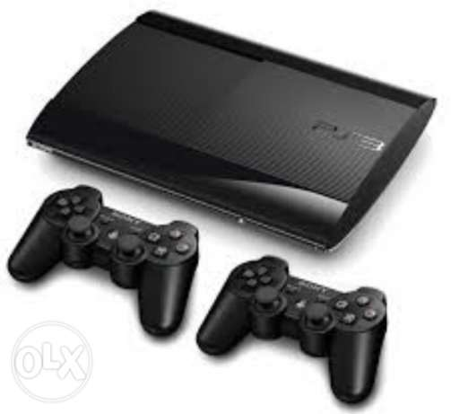 Playstation 3 super slim like new