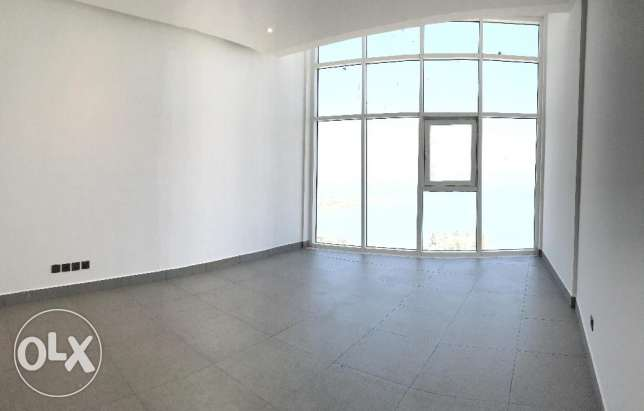 Modern sea view 4bedroom flat for KD 1000 with balcony