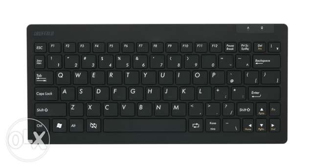 Buffalo BT 3.0 Nano Keyboard - Power Saving ( ENG ) - FREE DELIVERY