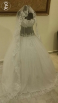 Amazing new wedding dress with unbelievable price