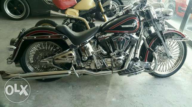 For sale Harley Davidson 2002