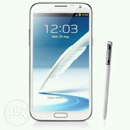 Samsung note 2 for sale only 40 kd...cheep rate..good condition really