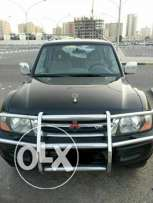 Mitsubishi pajero 2002 well maintained good condition