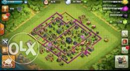 Clash of clans Level 73 4 builders