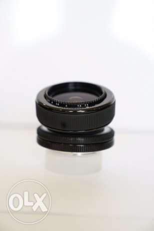 Lens-baby PRO for Nikon