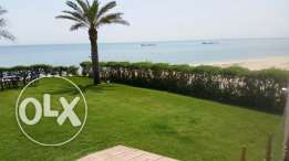 Abu Hassaniya in a Paradisiac complex Floor 3 bedrooms semi furnished