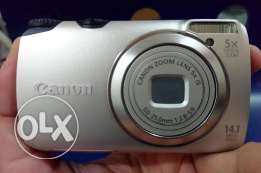 Canon Powershot A3200 IS 12MP Digital Camera For Sale