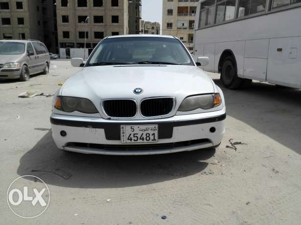 For sale BMW 318 model 2003 good condition
