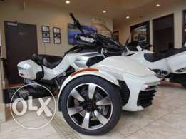 2015 Can-Am Spyder F3-T 6-Speed Semi-Automatic (SE6)