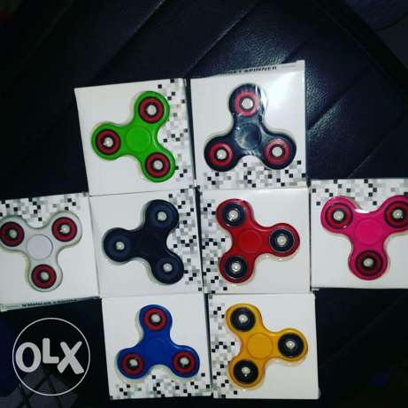 Spinner colours