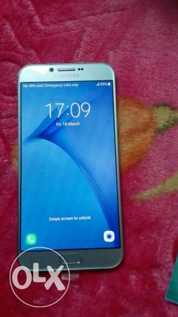 I sale my new samsung galaxy A8 6 mobile.