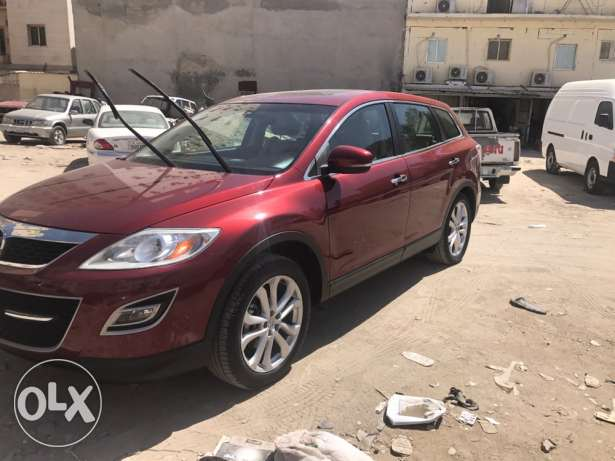 mazda CX-9 2012 full option model for sale