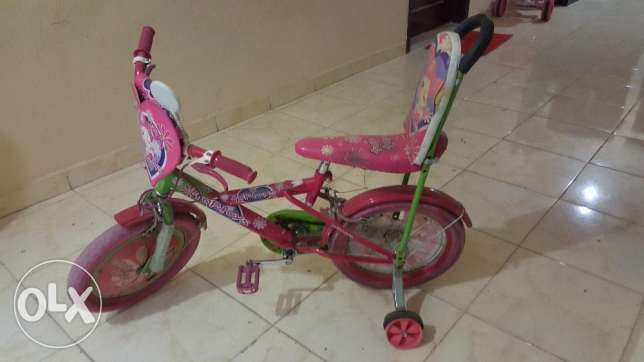 Child cycle for 2