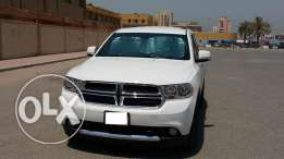 Dodge Durango 2013 (Pearl White) in Mint Condition for Sale.
