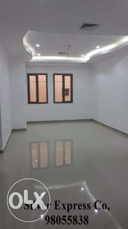 A Brand New 3 Bedroom Villa Apartment in Mangaf.