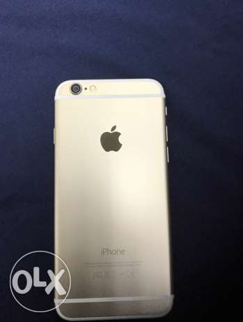 I phone 6 Gold 16 GB