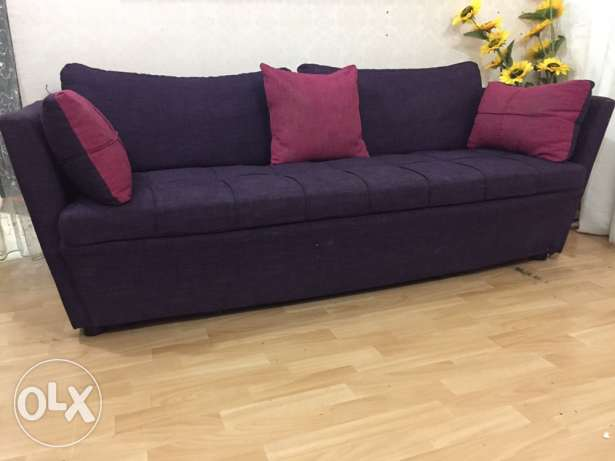 Sofa for sale, 3 seater, 15 kd