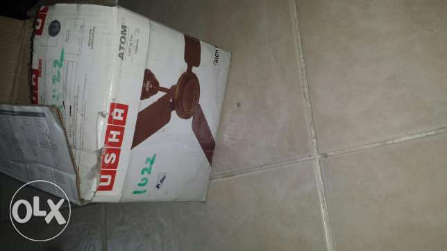 Usha fan sale good condition