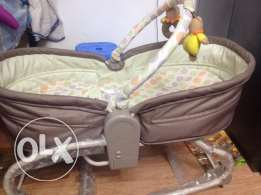 Infant Steel Cradle Urgent Sale
