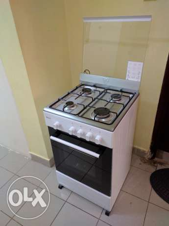 Wansa oven 3 month used