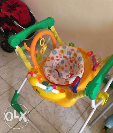 baby items new and very good condition