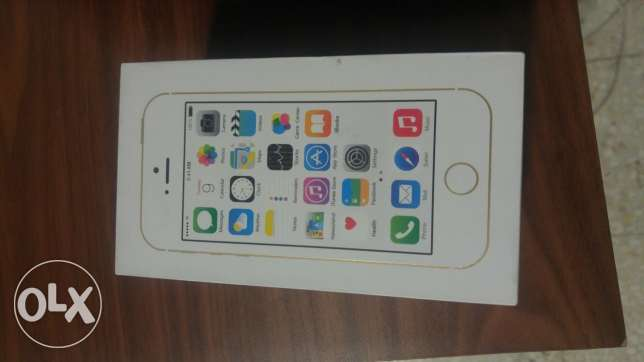 i phone 5 s 32 gb like new