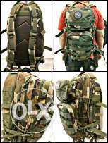 Military Grade Backpack