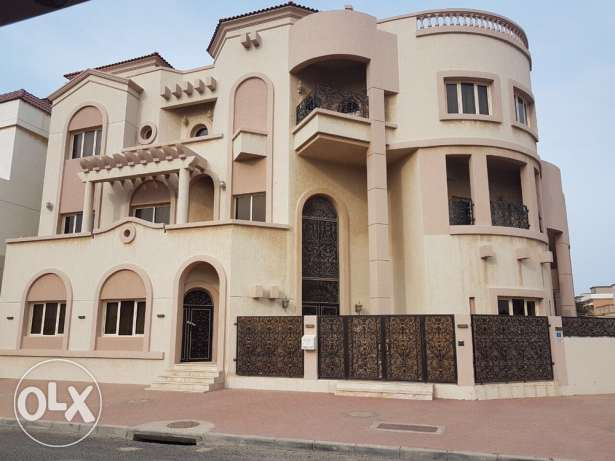 super deluxe full villa for rent in mangaf corner villa 13 bed room