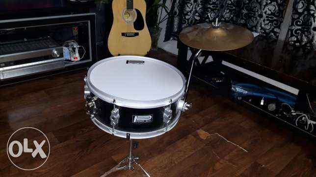POWER BEAT drum snare