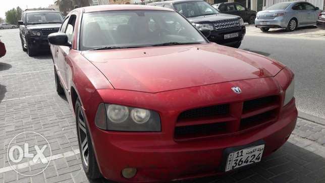 Dodge charger 2006 dream car 6 cylinder العمرية -  1